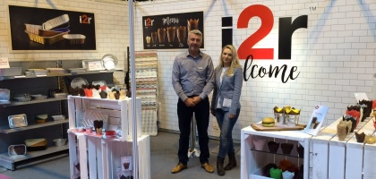 i2r to showcase expanding packaging range at the Farm Shop & Deli Show